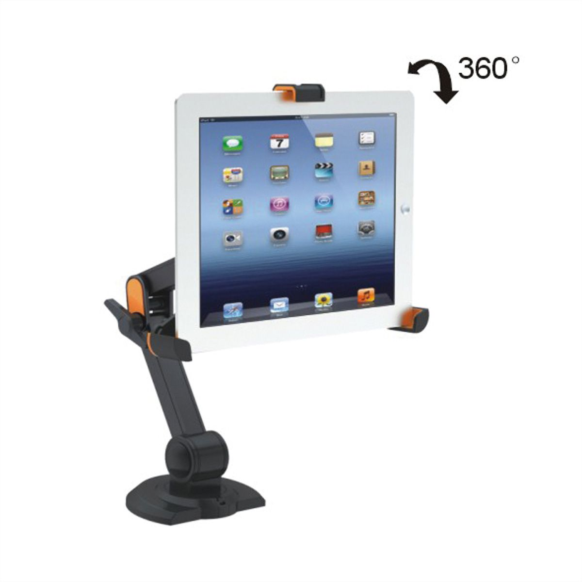 ... VALUE Holder For IPad/Ebook/Tablet, Wall  / Under Cabinet Mount,
